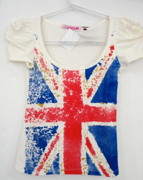 Camiseta LONDON em diversas cores e tamanhos .