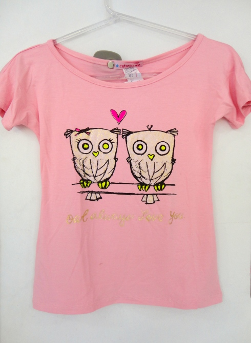 Não é um amor ??? Camiseta silkada por apenas R$