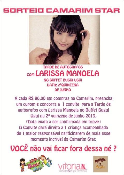 118f8666e915b Larissa Manoela   Blog da Camarim Star