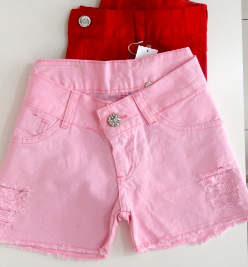Shorts no comprimento ideal !