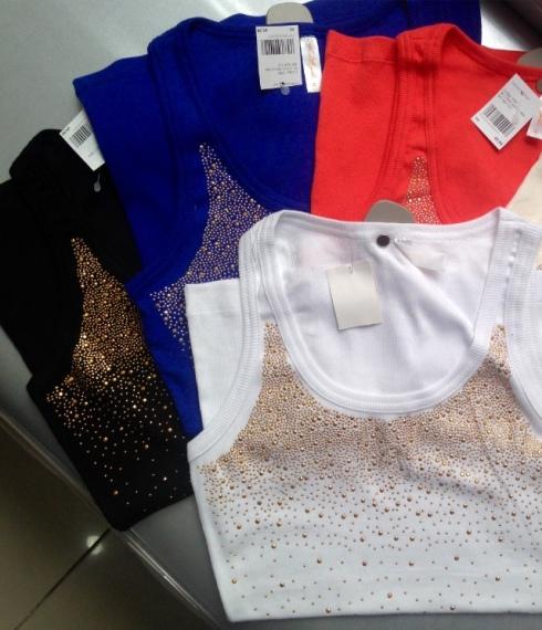 DICA de PRESENTE : blusa toda trabalhadinha no brilho R$ 49,90.